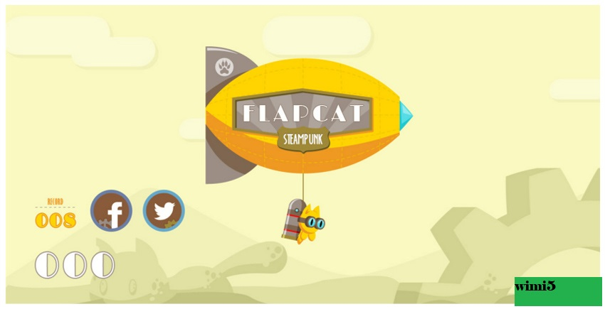 Template Game HTML5 Paling Populer